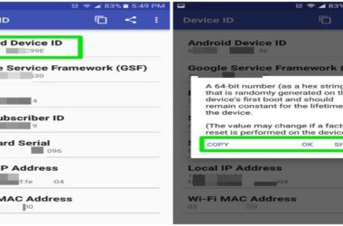 HOW TO CHANGE ANDROID ID 2021