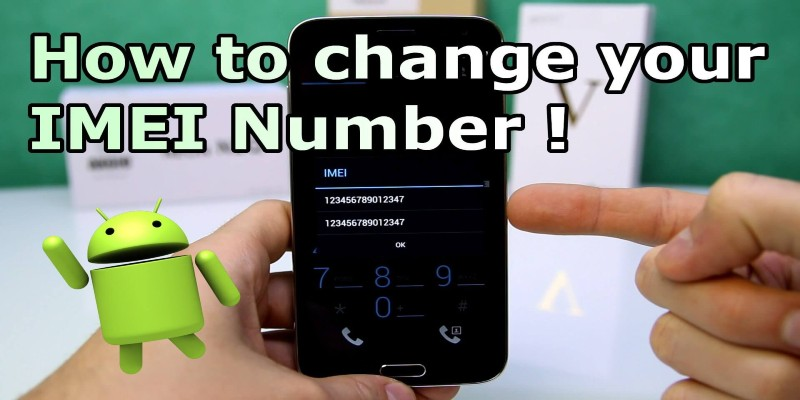 HOW TO CHANGE IMEI OF ANDROID 2021