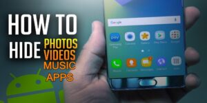 How To Hide Your Videos,Photos,Apps,Musics In Your Android Device 2021
