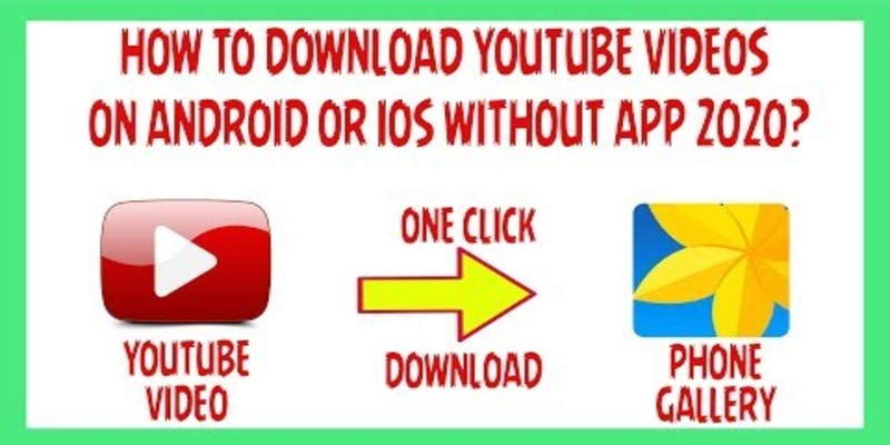 How to download videos from YouTube without any app 2021