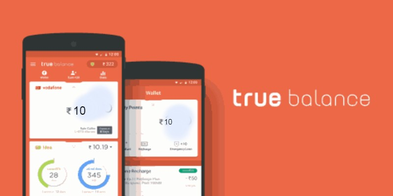 [Proof] True Balance App : Signup and Get Rs. 10 Recharge + Get Rs. 10/Referral 2021