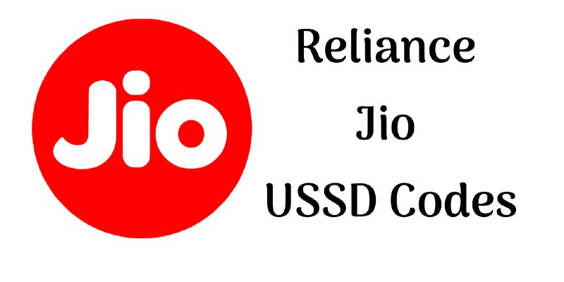 Ultimate List Of All Reliance Jio USSD Codes 2021