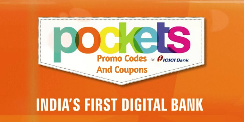 ICICI Pockets Offer, Promo Codes & Coupons : November 2021