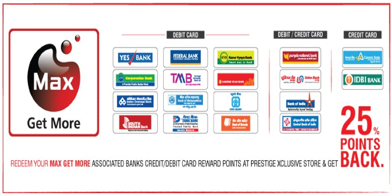 Max Get More: Earn Reward Points by Linking ATM Card 2021