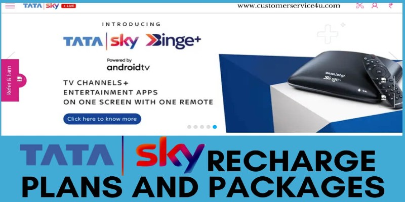Mytatasky: Online Recharge Offers March 2018, Tata Sky Customer Care 2021
