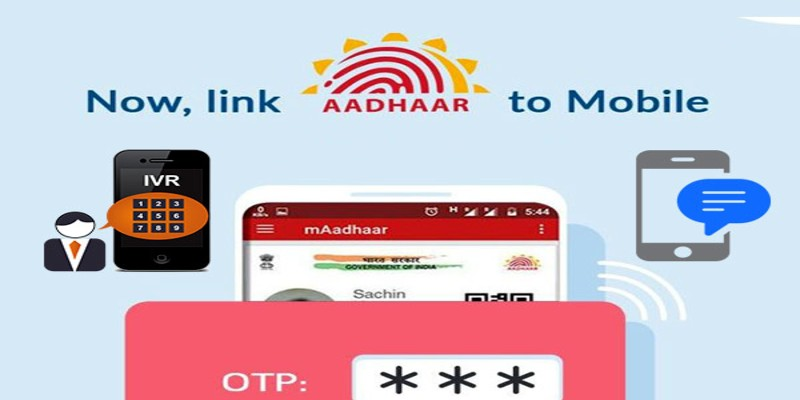 Link Aadhaar Card to Mobile through OTP/IVR Verification (2021 Method)