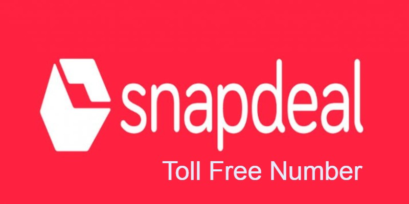 Snapdeal Toll Free Number 1800: Customer Care Helpline Contact Number 2021